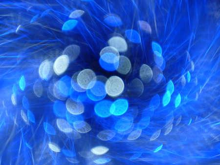 underlay: Im?genes abstractas en azul
