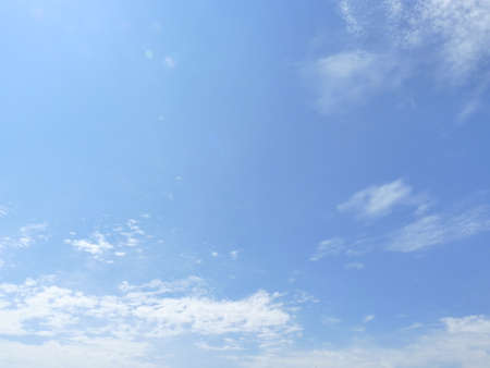 free background: clouds