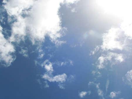 cotton candy: algod�n nube de caramelo Foto de archivo