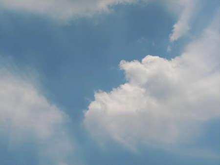 rotating: rotating cloud Stock Photo