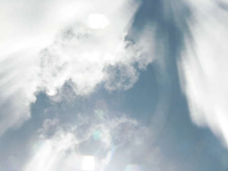 buoyancy: Cloud formation process