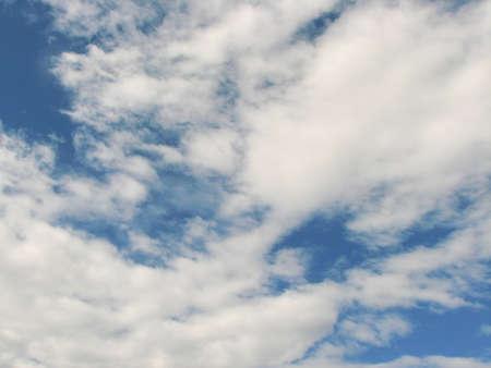 buoyancy: sky Stock Photo