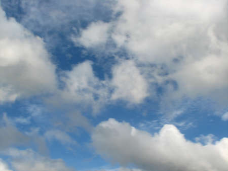 troposphere: Fluffy clouds