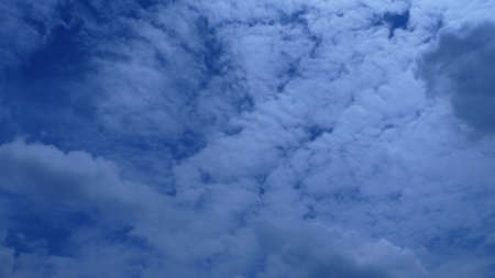 coagulation: cloud background