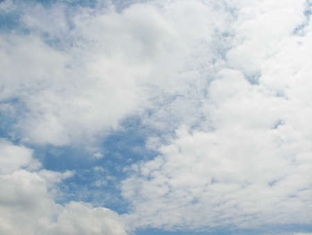 coagulation: sky background