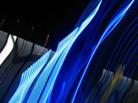 spectral color: Dancing Light