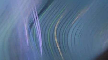 Magic light refraction background