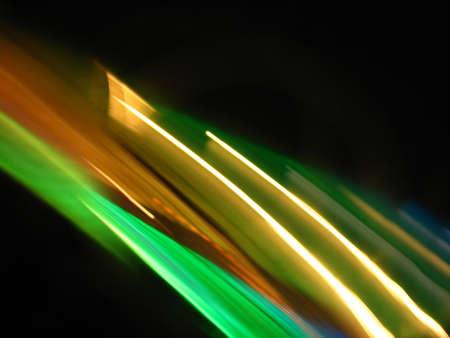 highlighting: Highlighting the protagonist of light
