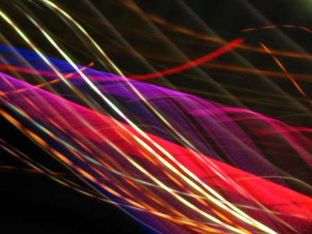 electronic music: Electronic music dance light