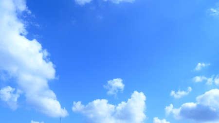 buoyancy: sky cloud Stock Photo
