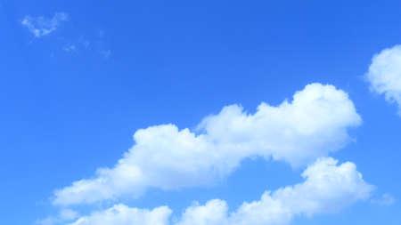 blue  sky: blue sky Archivio Fotografico
