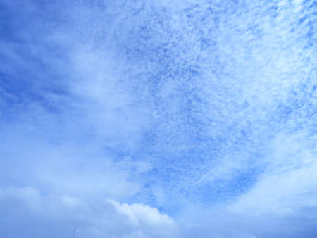 coagulation: Weather sunny sky background