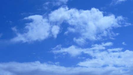 troposphere: sky background