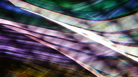 spectral colour: light