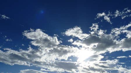 Clouds are composed of ice crystals