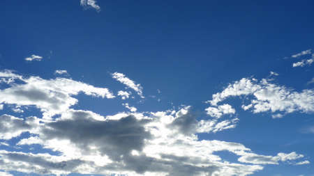 atmosfera: Clouds are water droplets on the aggregate of the atmosphere