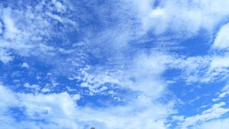 Water vapor condenses into cloudWater vapor condenses into cloud Stock Photo
