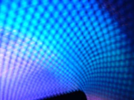 spectral: bright