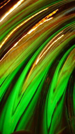 spectral color: Light changes Stock Photo