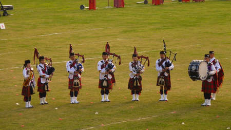 highland: Hong Kong joint Highland Pipe Band