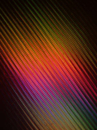 Light refraction colorful background