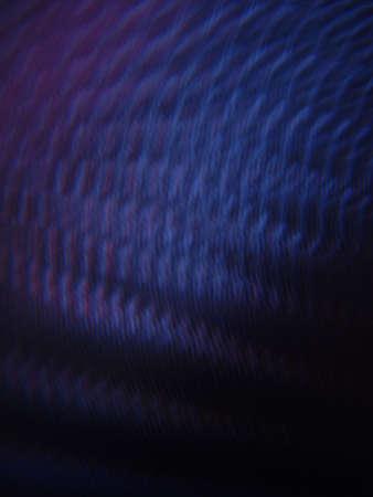 amplitude: Magical light refraction background