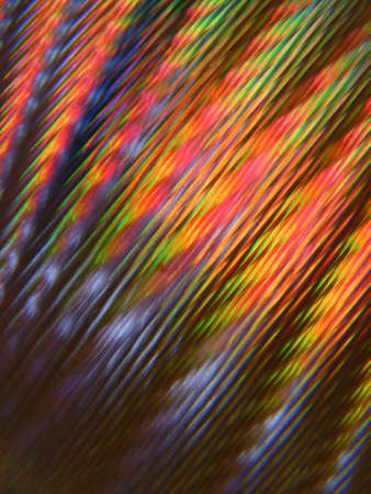 photoelectric: Blurred traces colored background Stock Photo
