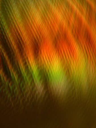 electromagnetic radiation: Blurred traces colored background Stock Photo