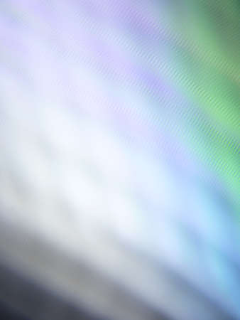 laser focus: Blurred traces colored background Stock Photo