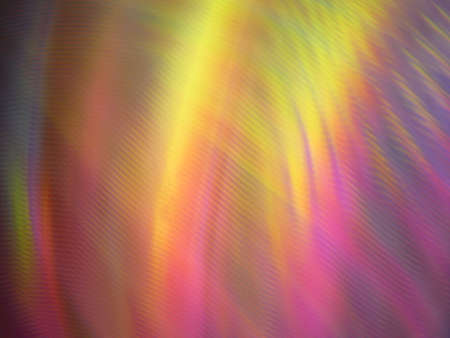 tortuous: Magical light refraction background