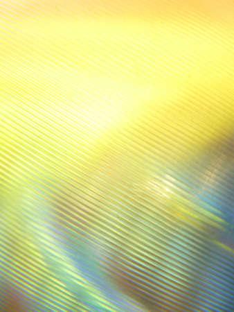 Unbelievable light refraction background Stock Photo