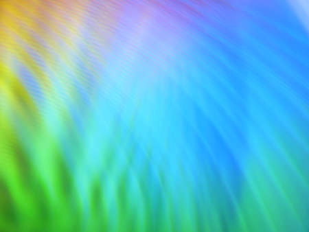 Incredible light refraction background