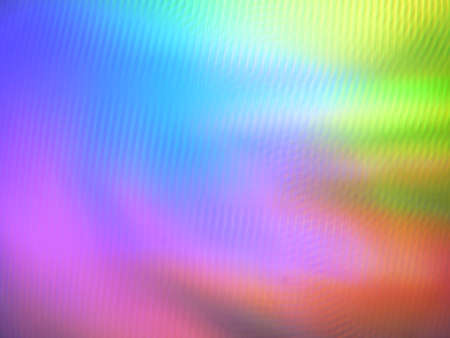 Unbelievable light refraction background Stock Photo