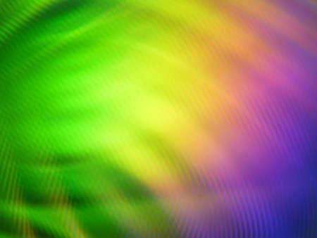 bitter orange: Unbelievable light refraction background Stock Photo