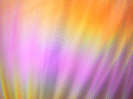 volatility: Magical light refraction background