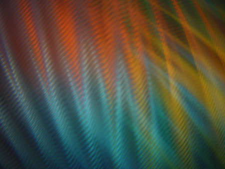 Light flow generated colorful background