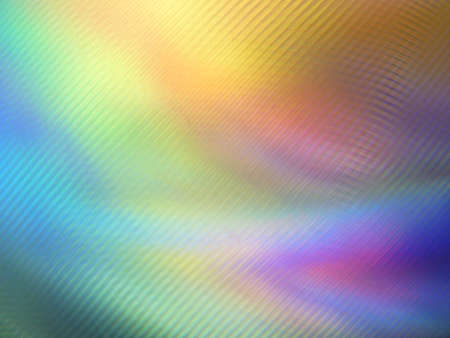 Magical light refraction background