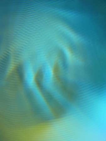 Magische Lichtbrechung Hintergrund