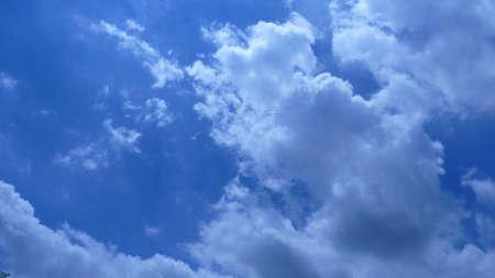 buoyancy: Sky can enjoy the many beautiful phenomenon Stock Photo