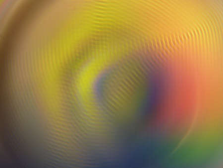 Vibrant abstract spiral background Stock Photo