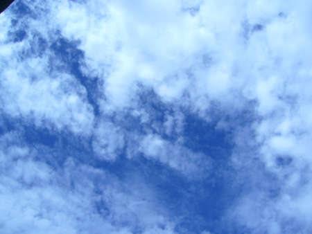 Water vapor condenses into cloud Banco de Imagens - 80918491
