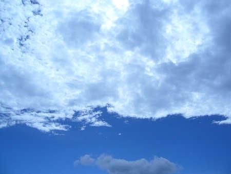 Water vapor condenses into cloud Banco de Imagens - 80934239