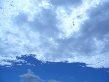 Water vapor condenses into cloud Banco de Imagens - 80934249