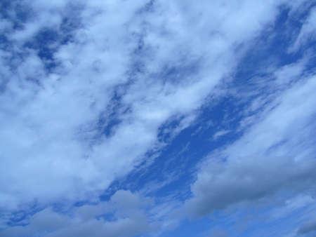 Water vapor condenses into cloud Banco de Imagens - 80934253