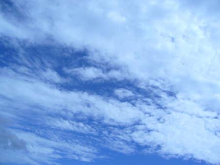 Water vapor condenses into cloud Banco de Imagens - 80934277