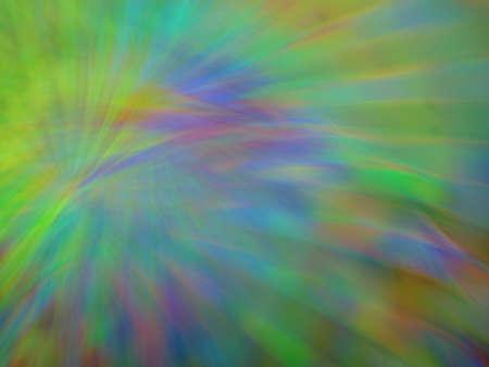 抽象的なぼやけた光