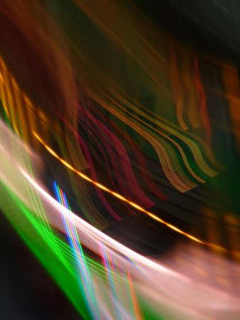 Unbelievable light refraction Stock Photo - 83399886