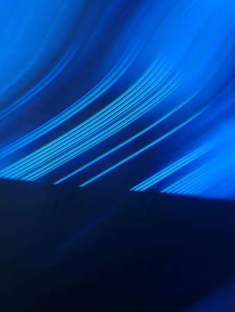 Energetic abstract light Stock Photo