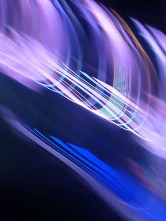 Energetische abstracte licht, wetenschappelijke, toekomst, energie technologie concept