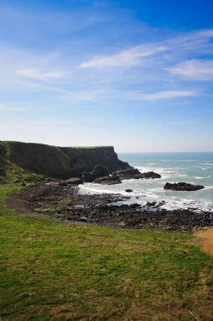 northern ireland: Northern coast of County Antrim, Northern Ireland.